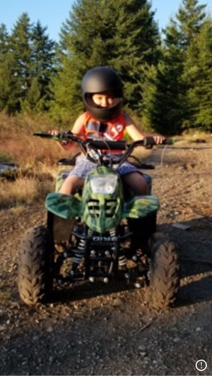 Brand New Kait Kids Quad ATVS Suitable ages four years old and up for Sale in Tacoma, WA