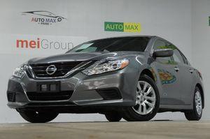 2017 Nissan Altima for Sale in Arlington, TX