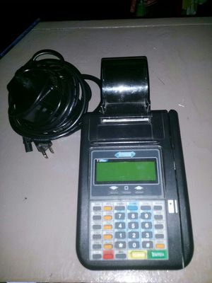 Hypercom T7plus Credit Card Machine for Sale in Cleveland, OH