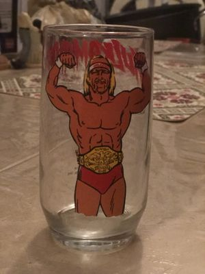 Classic Hulkamania Glass for Sale in Bronx, NY