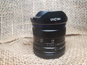 Laowa 7.5mm f2.0 for Sale in Los Angeles, CA