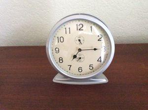 Vintage alarm clock / desk clock for Sale in Tampa, FL