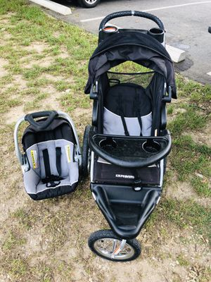 Stroller and car seat for Sale in Georgetown, TX