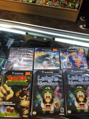 Gamecube games for Sale in Chicago, IL