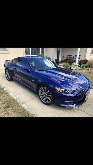2015 Mustang GT premium- low miles with extras for Sale in Brigantine, NJ