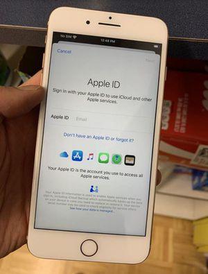 iPhone 8plus for Sale in Anselmo, NE