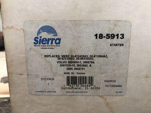 Sierra Marine Starter for Mercruiser, Volvo and OMC for Sale in Camdenton, MO