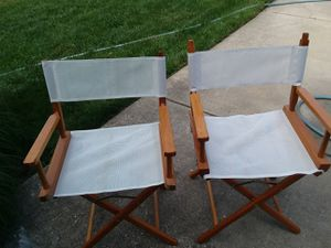 Directors chairs for Sale in Parkville, MD