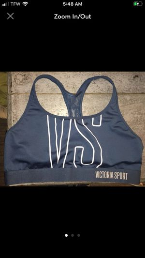 VS Pink XL Sports Bra in Blue for Sale in Williamsport, PA