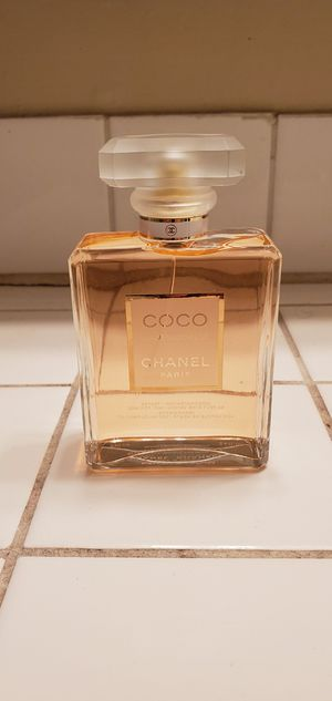 chanel mademoiselle 3.4 oz. for Sale in Walnut, CA