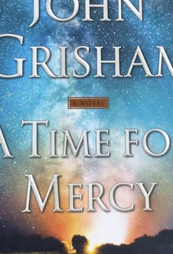 A Time For Mercy By John Grisham for Sale in Fort Myers,  FL