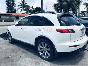 2003 Infinity fX45 Parts Partes for Sale in Hialeah, FL