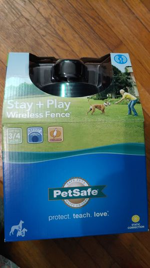Petsafe Stay + Play Wireless Fence for Sale in Old Hickory, TN