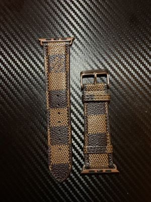 LOUIS VUITTON Apple Watch Band for Sale in Towson, MD