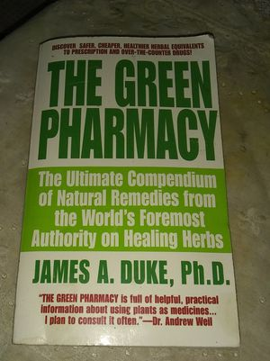 The green pharmacy book for Sale in Bakersfield, CA