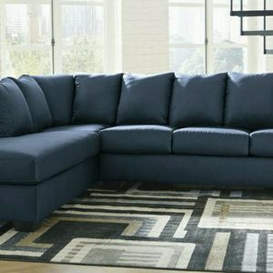 🍒👌[SPECIAL] Darcy Blue LAF Sectional by Ashley for Sale in Washington, DC