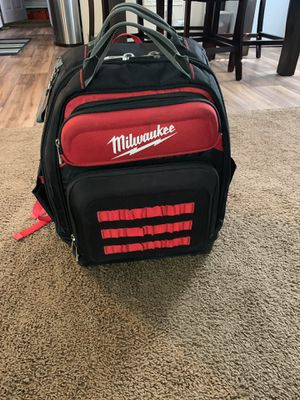Milwaukee backpack and packout tote for Sale in Bloomington, IL
