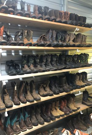 ariat work boots size 7-14 for Sale in Laveen Village, AZ