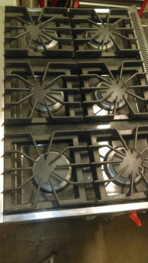 Viking professional Gas cook Top Stainless Steel great condition for Sale in Long Beach, CA