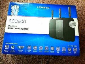 Wi-Fi Router Linksys AC3200 Tri-Band , 3.2Gbit, Venmo OK for Sale in San Diego, CA