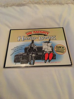 Gag gift - The Naughty Victorian Hand Book for Sale in Snohomish, WA