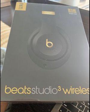 Brand new beats studio 3 wireless headphones for Sale in Chicago, IL