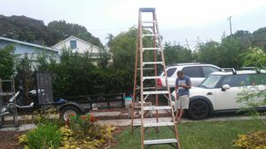 Husky 10' A frame ladder for Sale in St. Petersburg, FL
