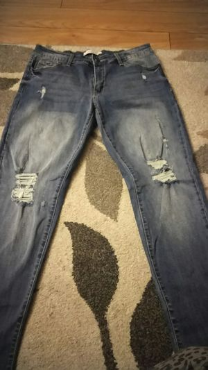 Nature Denim blue ripped jeans for Sale in San Jose, CA