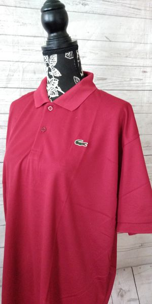 """New Beautiful Lacoste Shirt , men's size 2XL ( length 32"""" x wide 24"""" ) New with tag for Sale in Frederick, MD"""