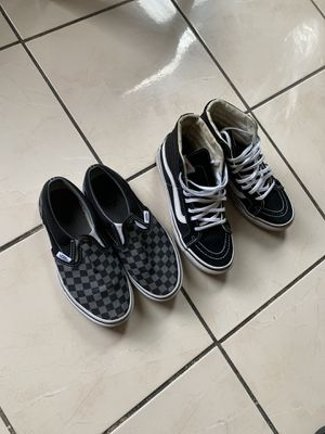Kids Vans size 3.5 for Sale in Everett, MA