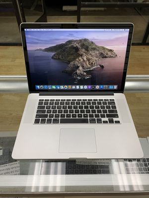 "15"" MacBook Pro Retina- 2.2Ghz Intel Core i7- 256GB SSD- 16GB RAM for Sale in Los Angeles, CA"