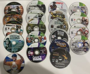 Xbox 360, PS2, Xbox, Wii games for Sale in Laveen Village, AZ