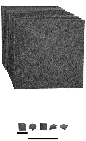 (New) sound proofing panels, 12 pack set for Sale in Fremont, CA