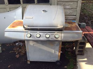 Brinkmann bbq grill for Sale in Paterson, NJ