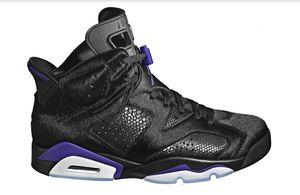 Nike Air Jordan 6 NRG Social Status Purple EXCLUSIVE & RARE SZ 12 for Sale in Bethesda, MD