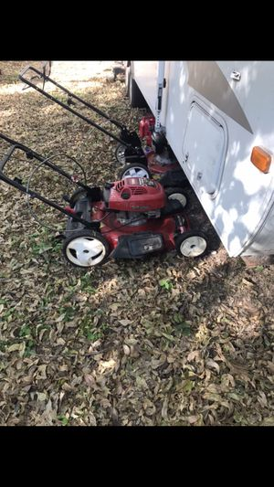 "Toro 6.5 hp. 21"" self propel for Sale in Grand Prairie, TX"