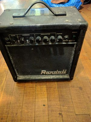Randall guitar amp for Sale in Chicago, IL