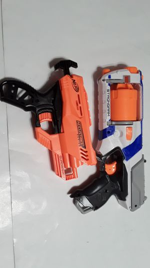 Lot of 2 Nerf guns for Sale in Greensboro, NC