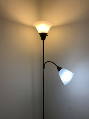 Floor Lamp with Bulbs for Sale in Austin, TX
