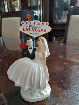 MARRIED IN LAS VEGAS FIGURES NEW $10 for Sale in Las Vegas, NV