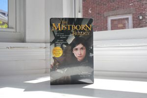 Mistborn Trilogy TPB Boxed Set : Mistborn, The Well of Ascension, and The Hero of Ages (Paperback) for Sale in Boston, MA