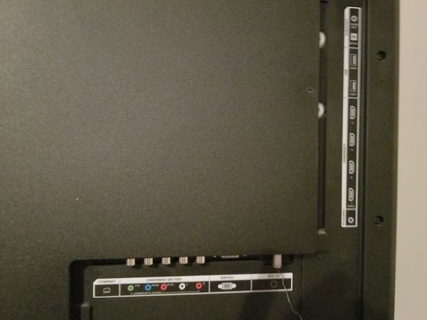 Vizio 42 in HD flatscreen TV modle m420kd