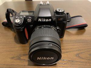 Nikon N80 Film Camera for Sale in Fullerton, CA