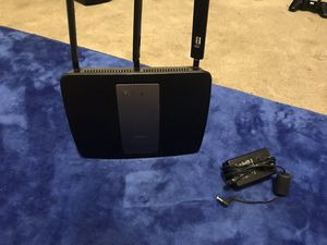 Linksys EA9200 Wireless Router, With 4 Ports Switch for Sale in Escondido, CA