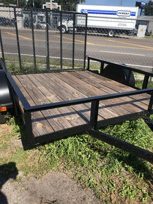 Utility trailer 6x8SA Triple crown @ Brothers Trailers for Sale in Tampa, FL