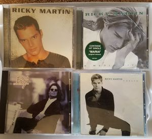Ricky Martin cd's for Sale in Tuscola, TX