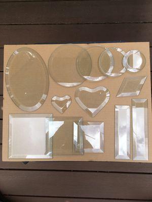 Glass pieces for Sale in Covington, WA