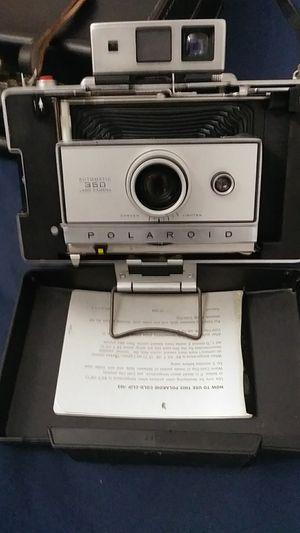 Polaroid 350 Automatic Film Camera for Sale in Philadelphia, PA
