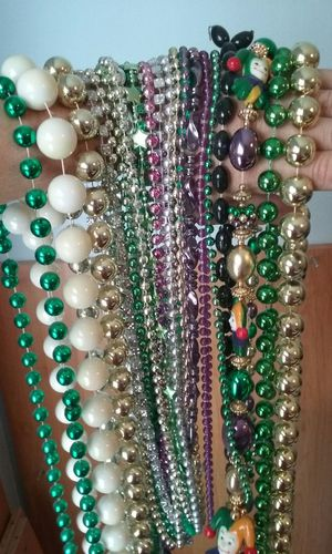 Mardi Gras beads for Sale in Clermont, FL