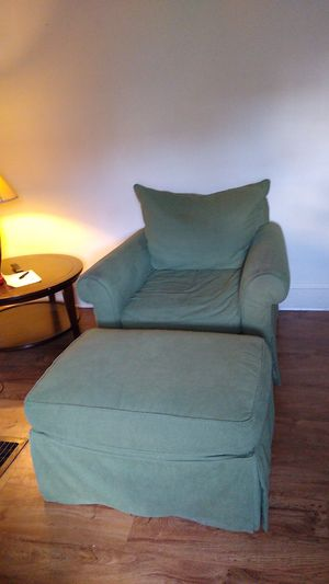 FREE CHAIR AND OTTOMAN for Sale in Hanover, PA